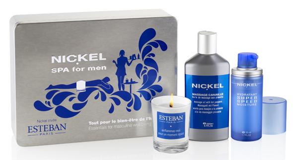 Nickel Spa for Men